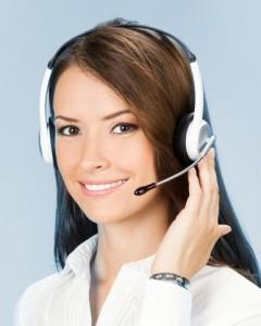 Kunden Service Hotline